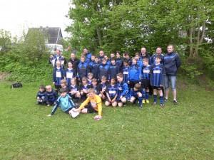 Teilnehmer Muko-Cup 2013